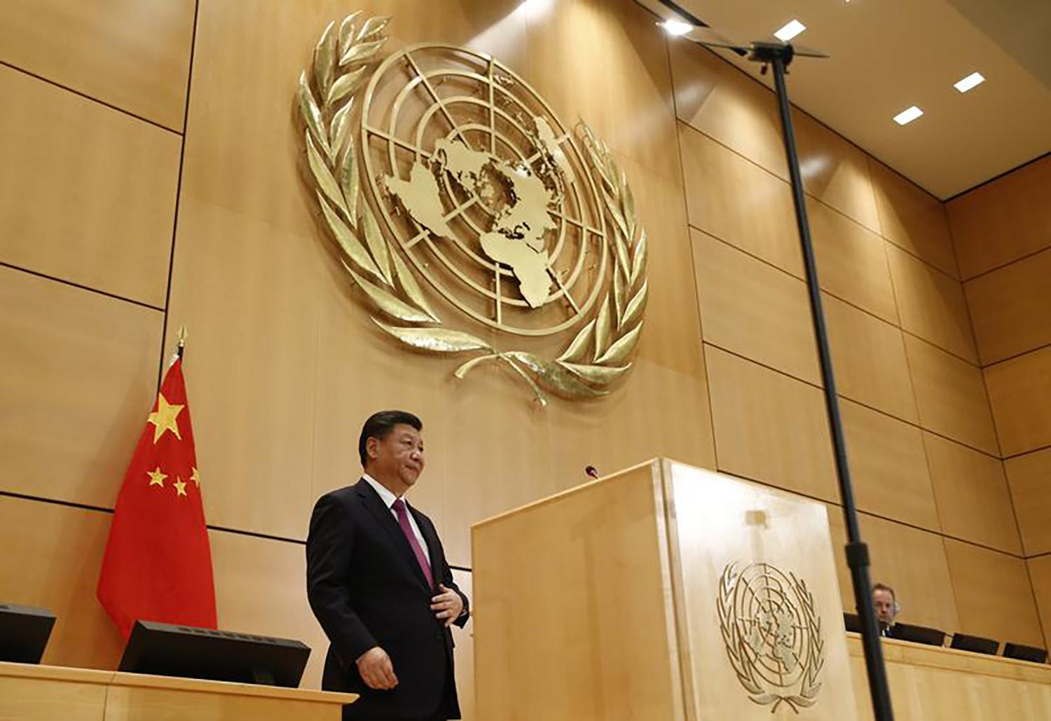 China S Interference In United Nations Human Rights Mechanisms Hrw