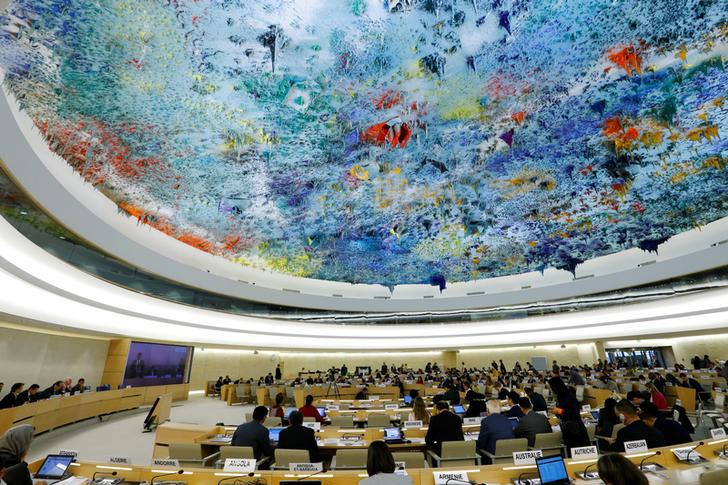 How Biden Should Re-engage with the UN Human Rights Council