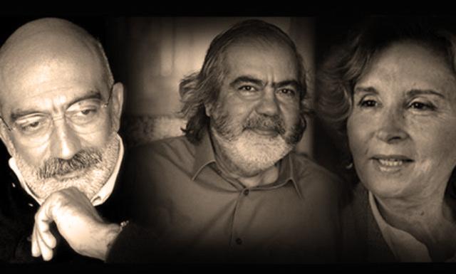 Penulis dan jurnalis Ahmet Altan, Mehmet Altan, dan Nazli Ilicak, dihukum seumur hidup karena tuduhan tak berdasar mendukung kudeta yang gagal terhadap pemerintah Turki pada Juli 2016.
