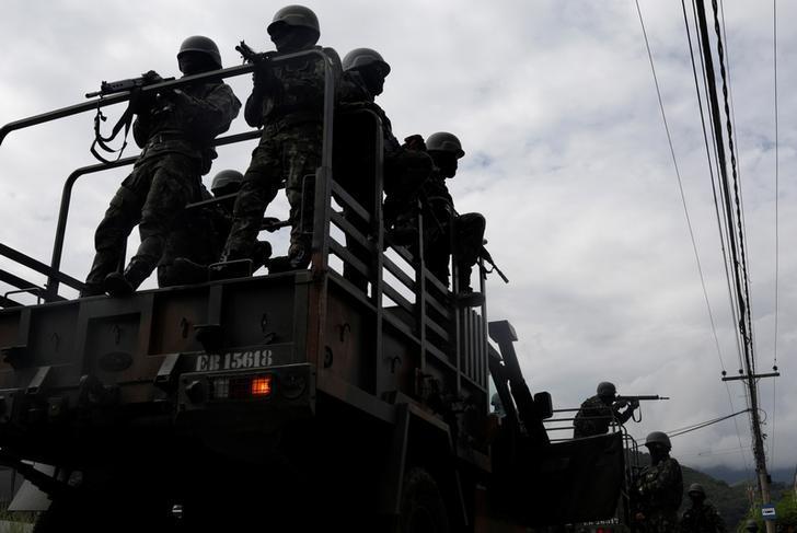 Military in Rio