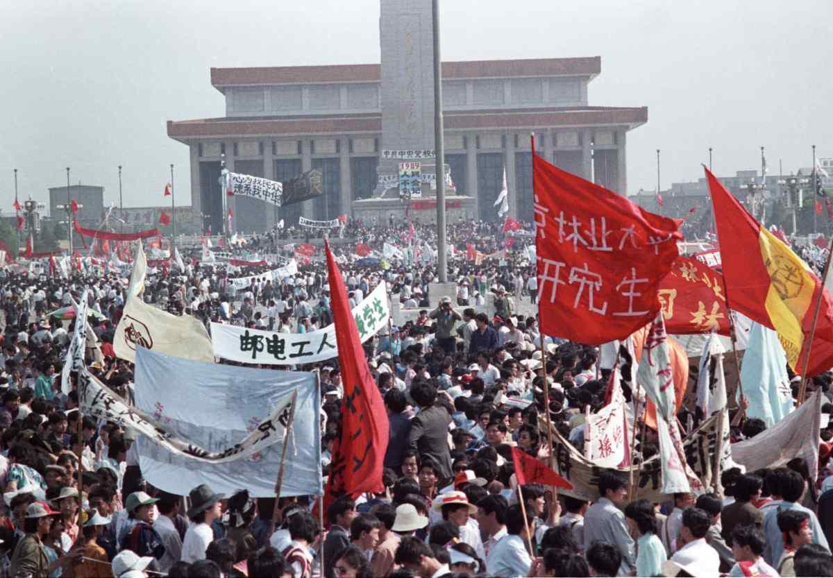 TianAnmen-Massaker