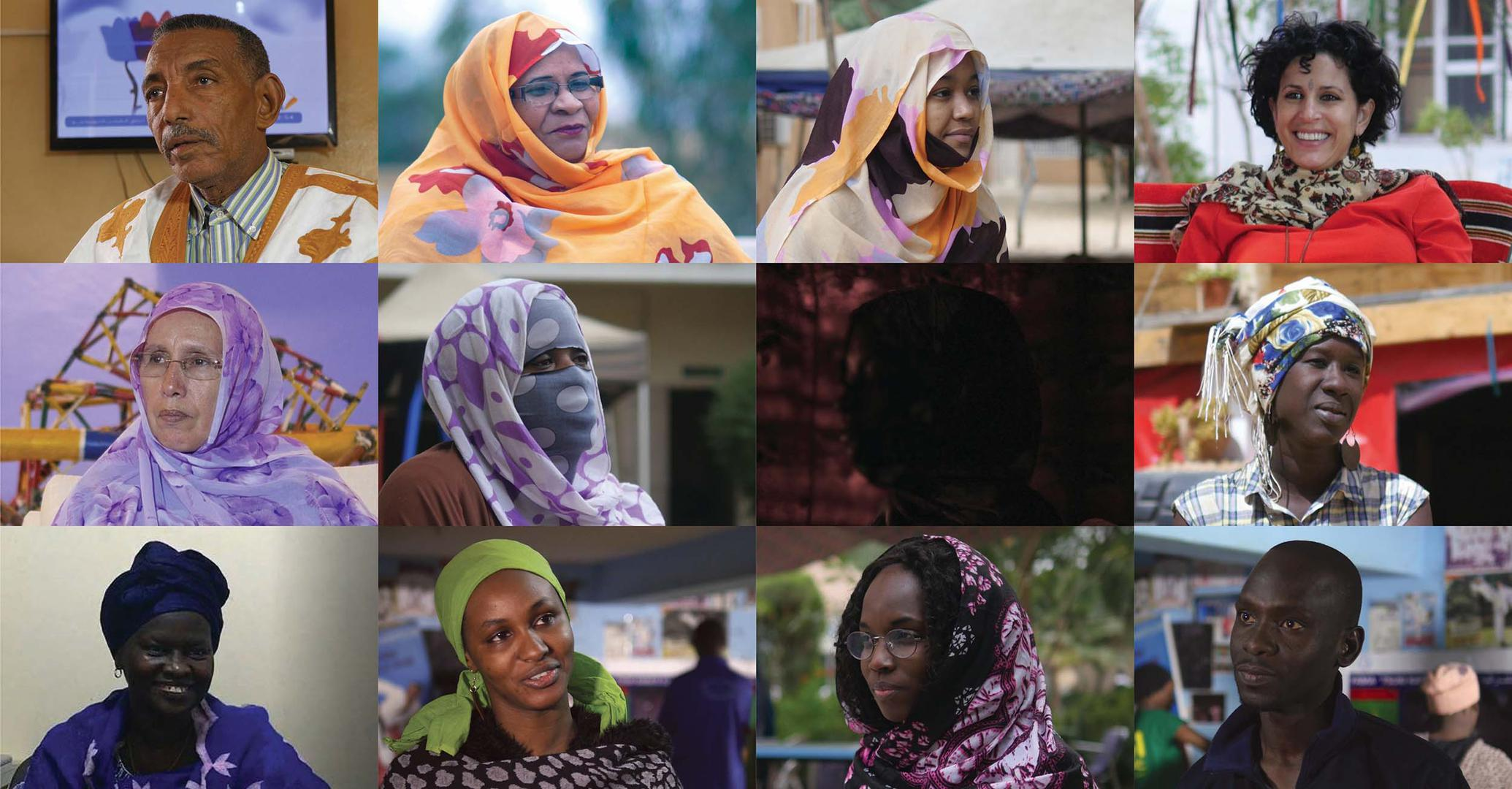 Intalnirea femeii din Mauritania)