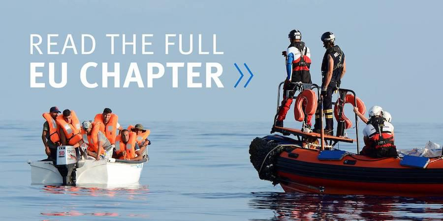 Mediterranean Sea Rescue: Read the EU Chapter
