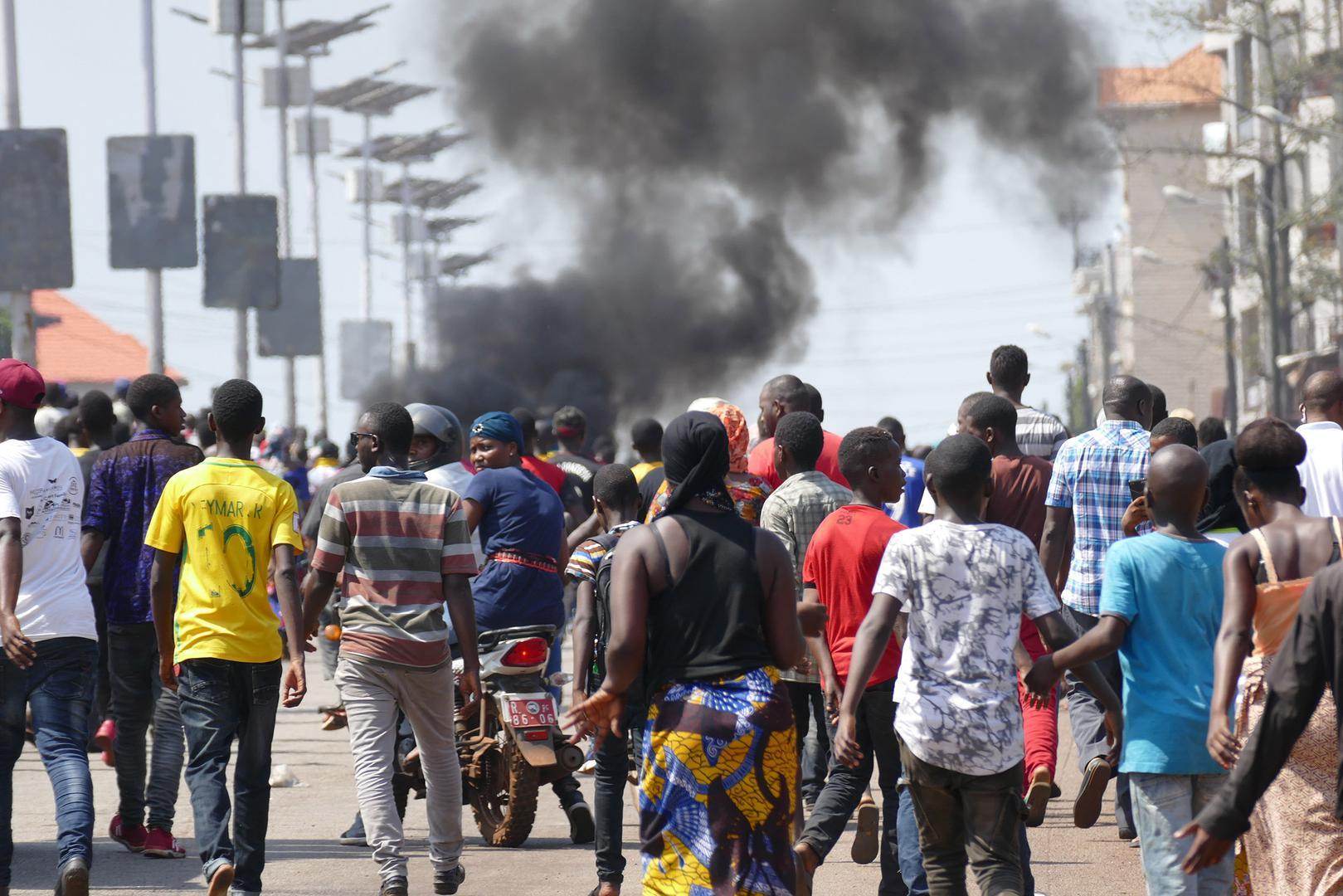 Dating femei in Conakry