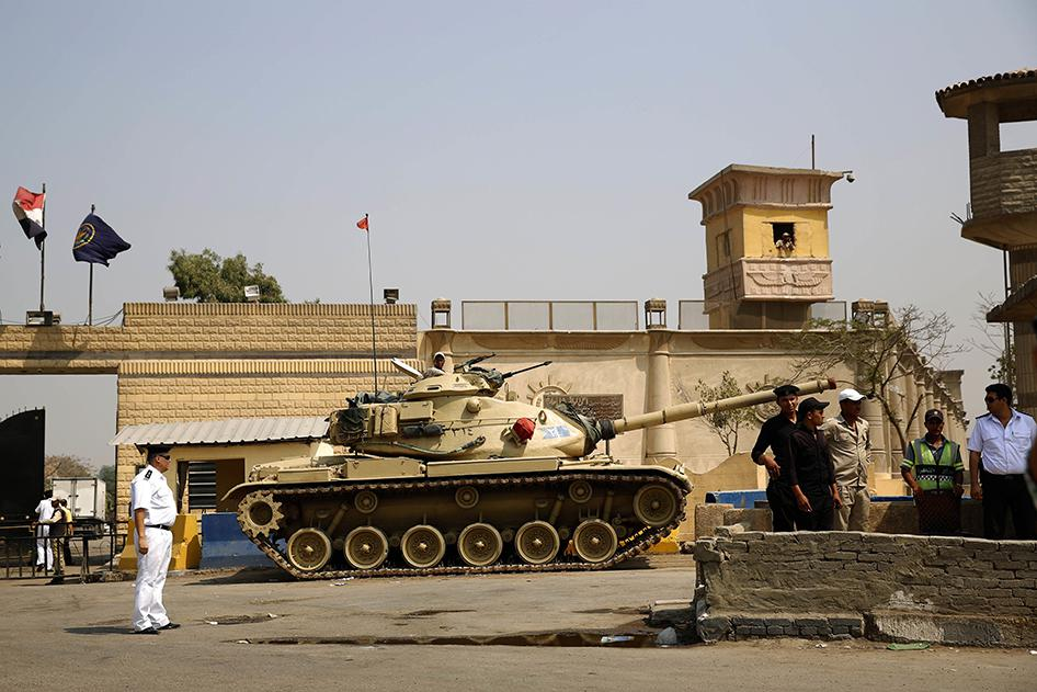 Human Rights Council: Countries Should Take Bold Action on Egypt