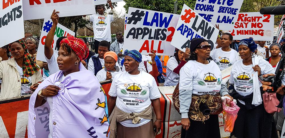 Environmentalists Under Threat in South Africa