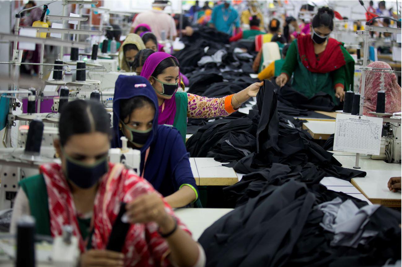 201905Asia_Bangladesh_Garment