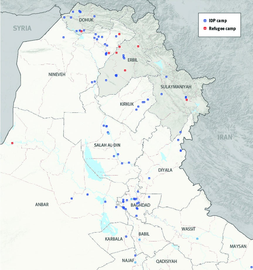 Iraq: Not a Homecoming | Human Rights Watch