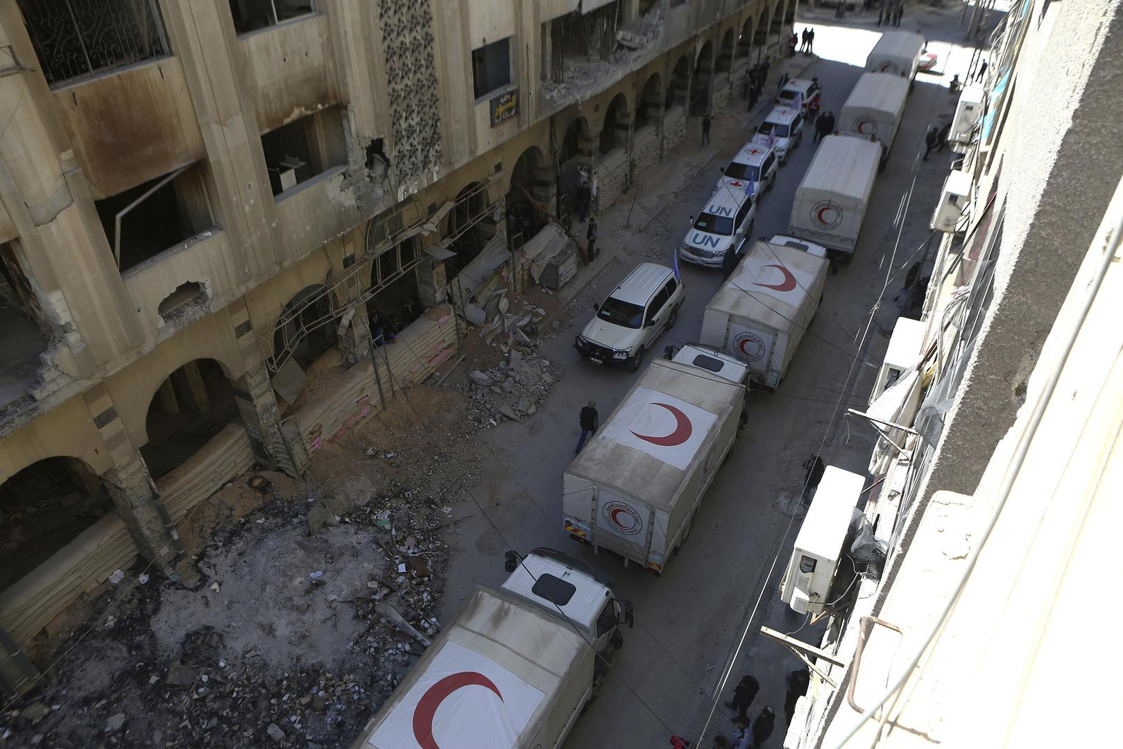 EU-UN Aid Conference Should Focus on  Syrians' Rights