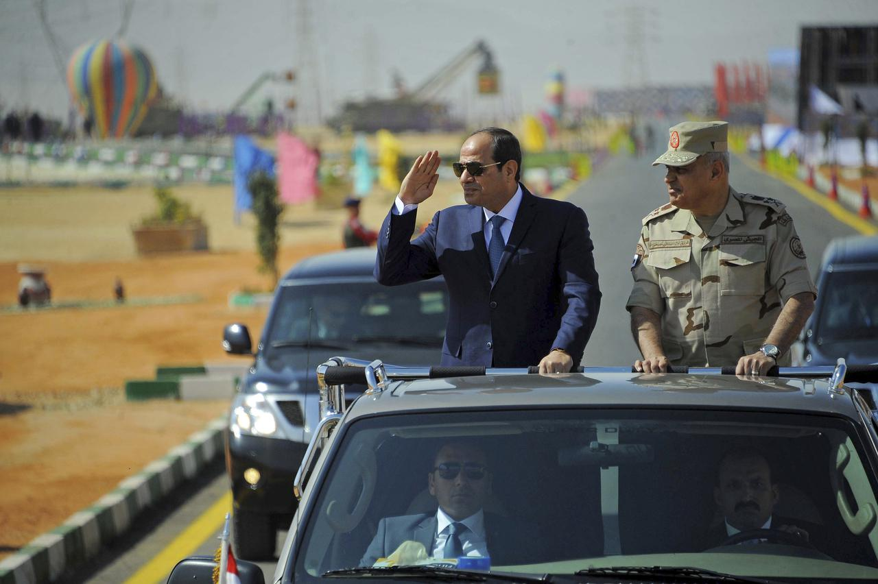France: Macron to Receive Al-Sisi on Heels of Repression