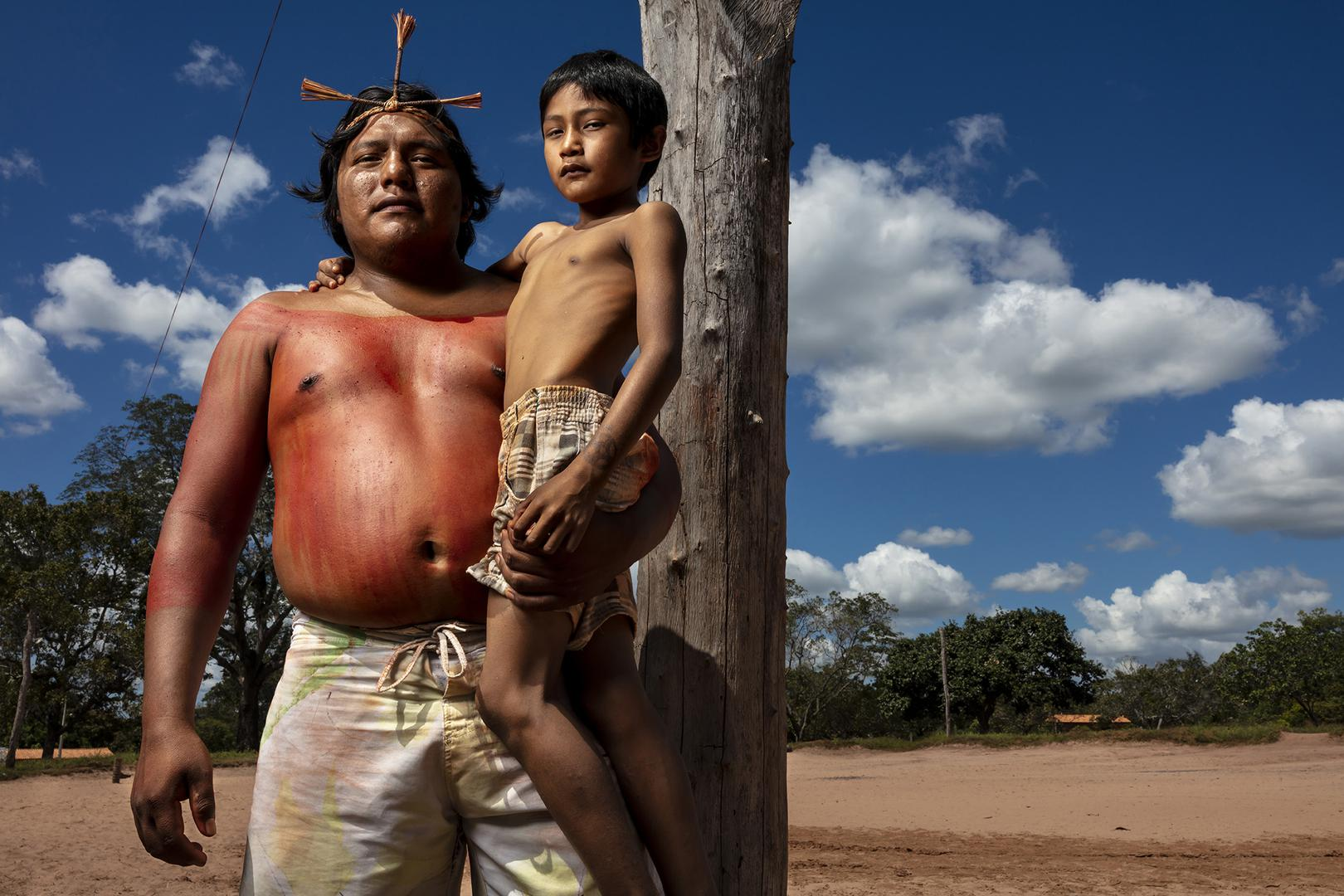 Brazil's Amazon —and Its Defenders—Are Under Attack From Illegal Loggers |  Human Rights Watch