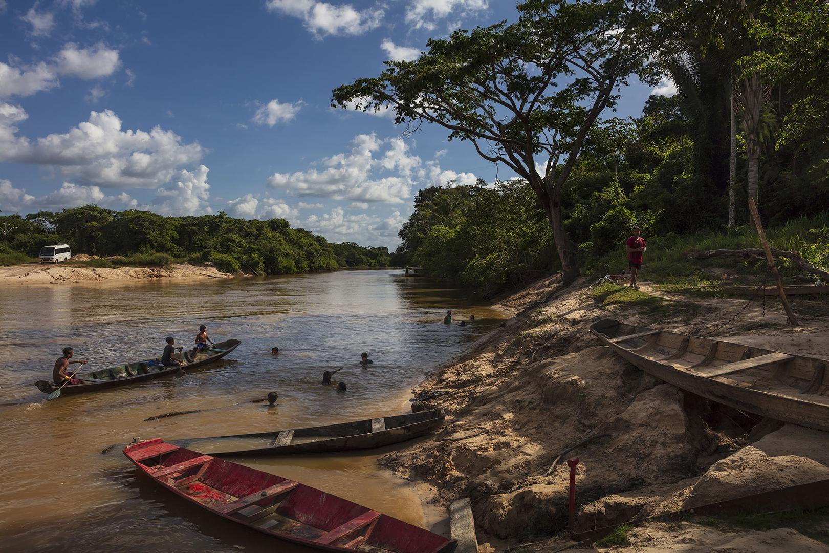 How France Can Help Brazil's Amazon Defenders