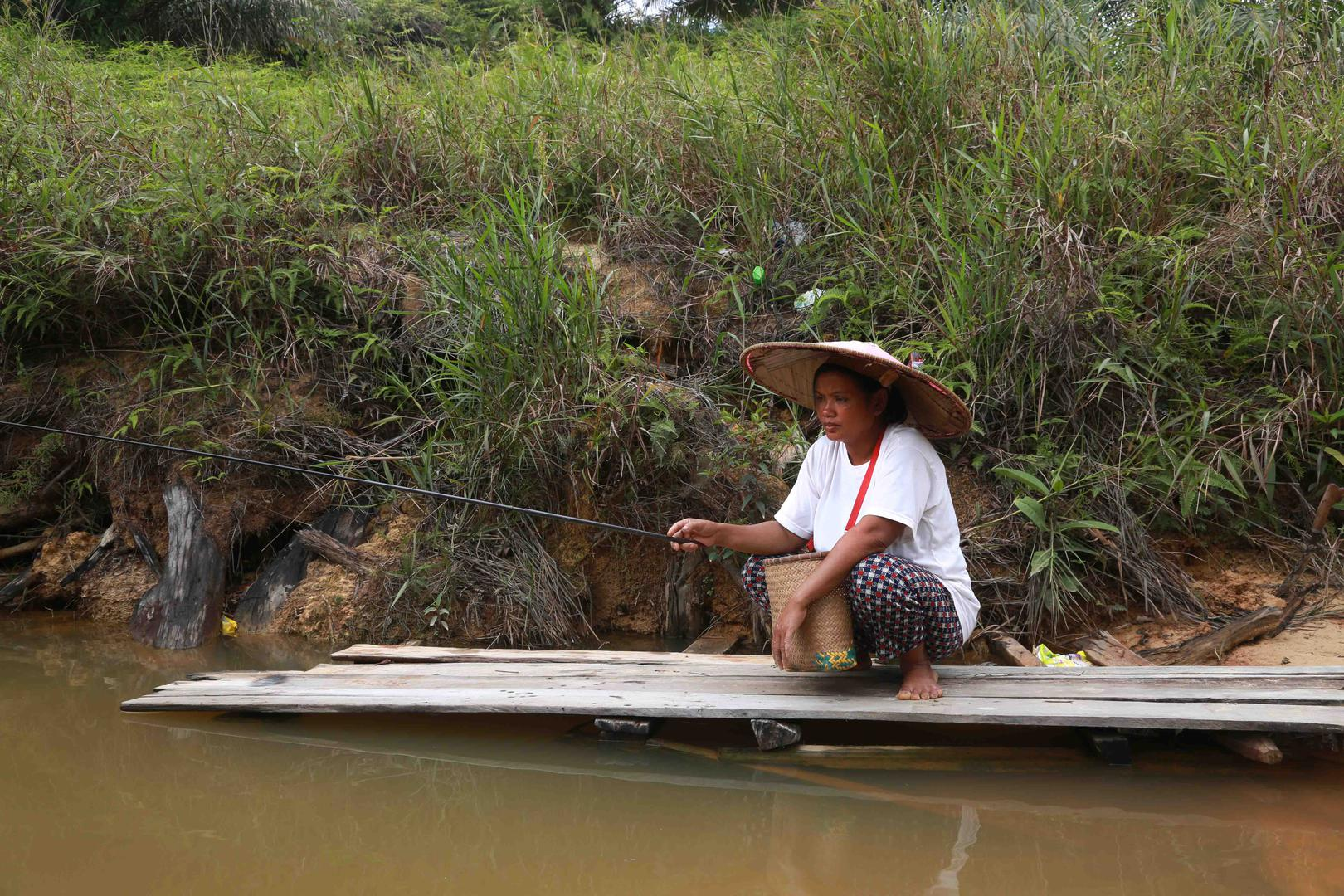 Climate Action Must Take into Account Women's Right to Land