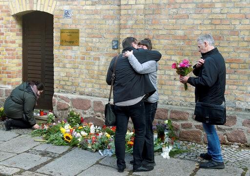 Synagoge Anschlag