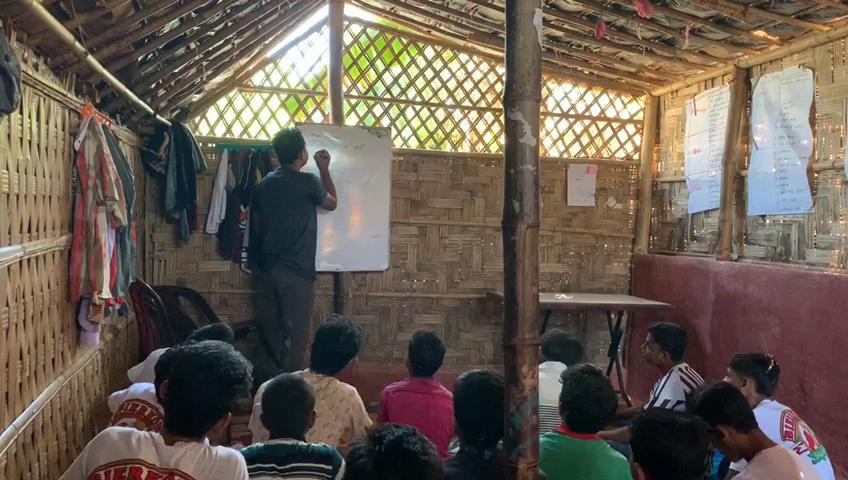 Denial Of Education For Rohingya Refugee Children In Bangladesh Hrw