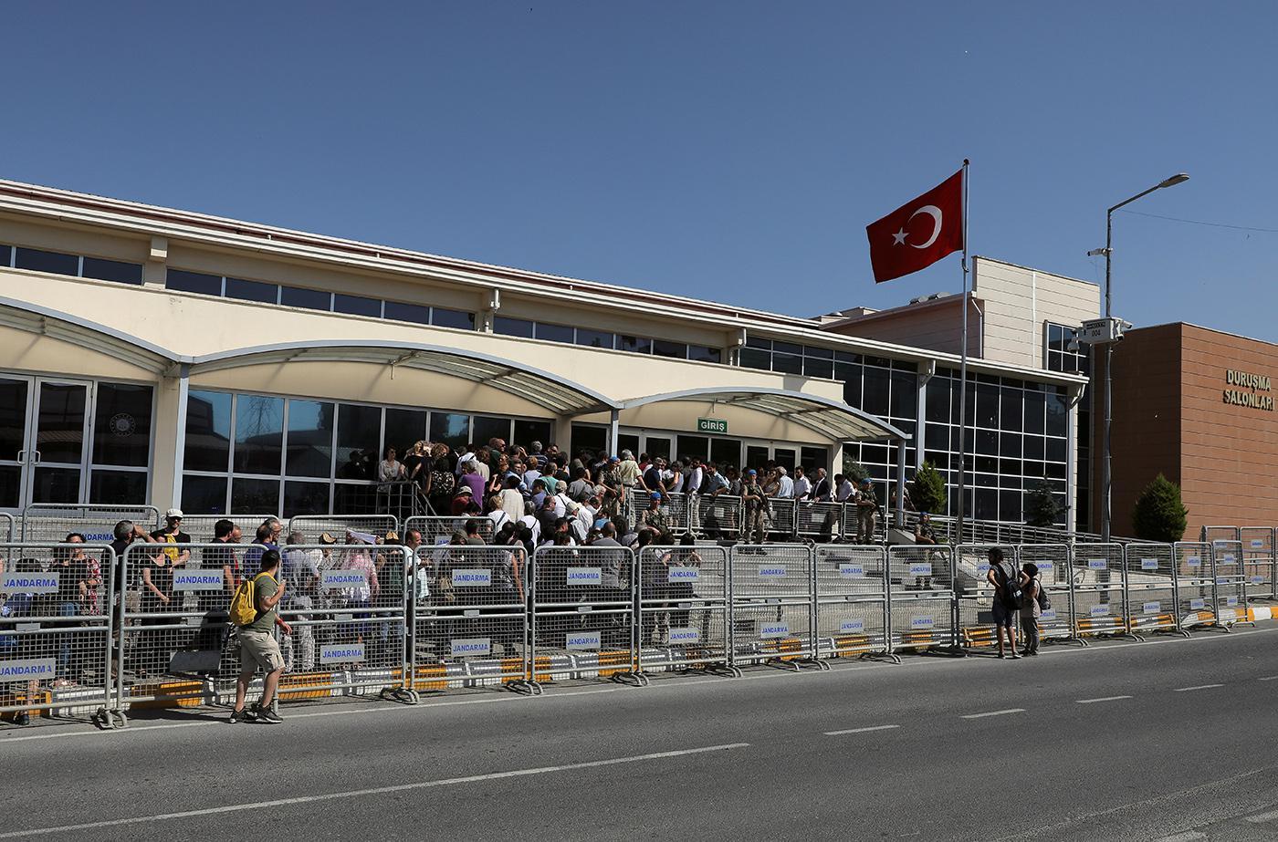 World Report 15: Turkey   Human Rights Watch