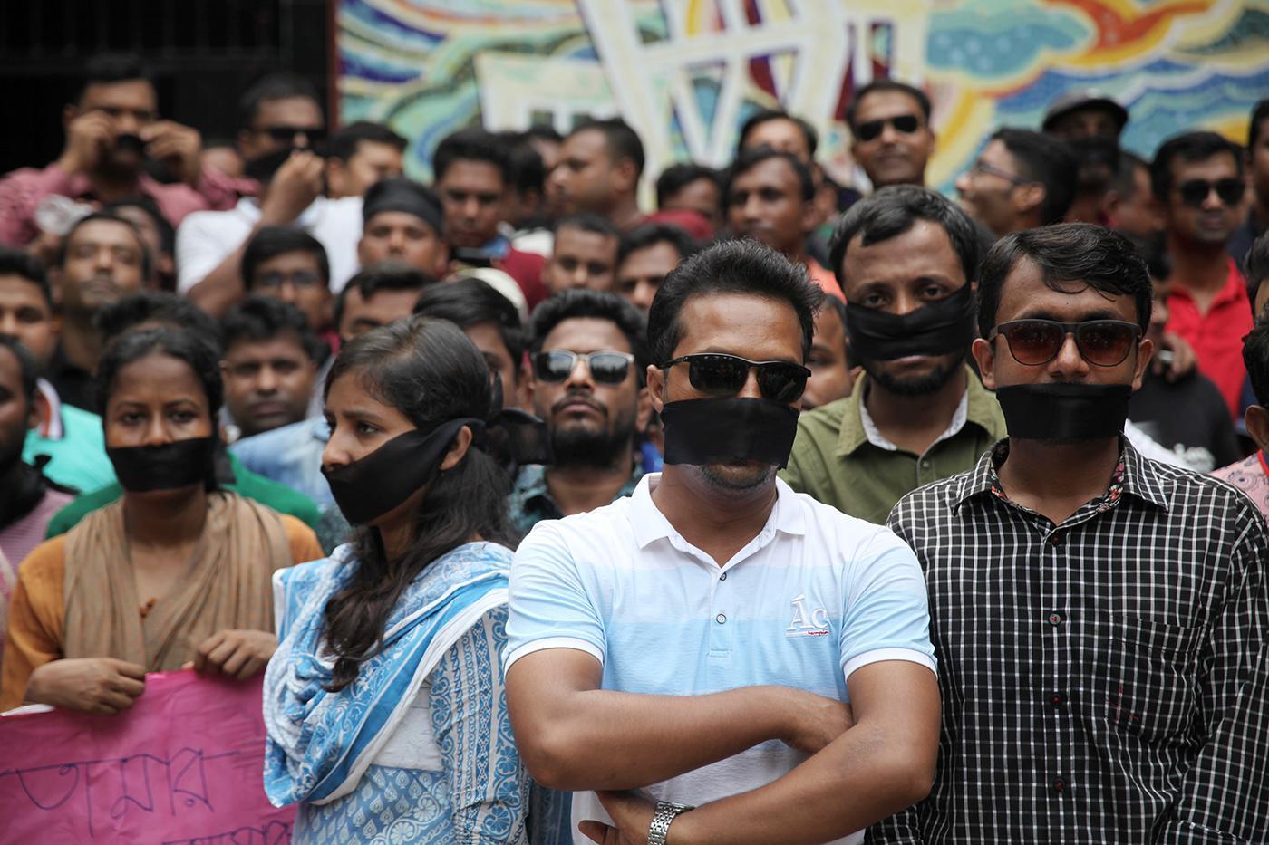 Bangladesh: Crackdown on Critics, Activists | Human Rights Watch