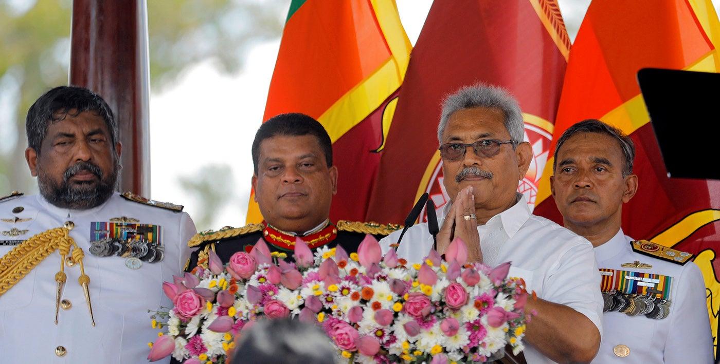 World Report 2020 Sri Lanka Human Rights Watch