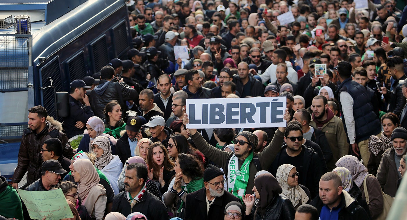 World Report 2020: Rights Trends in Algeria