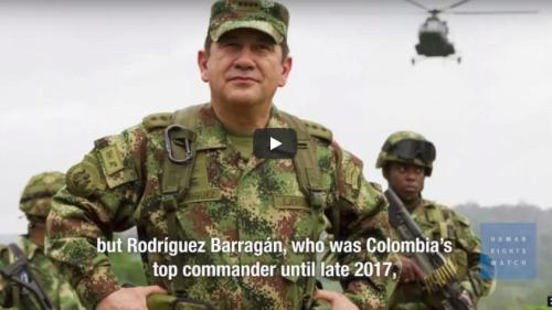 José Miguel Vivanco on Revelations of Surveillance from Colombia's Top Commander