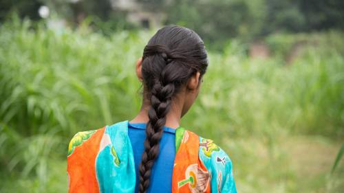 When she was 13, Razia (not her real name), who has an intellectual disability and difficulties in speaking, was raped by her brother's tutor in 2014.