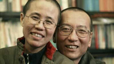 China: Release 2010 Nobel Peace Laureate