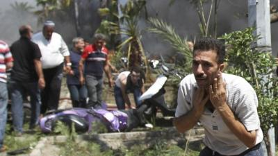 Dispatches: How Will Lebanon Handle Proxy Violence?