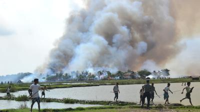Burma: End 'Ethnic Cleansing' of Rohingya Muslims