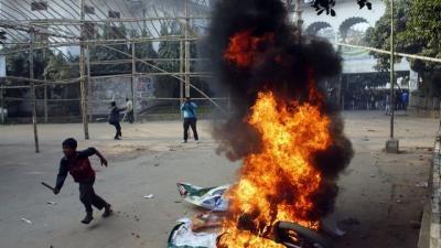 World Report 2015: Bangladesh