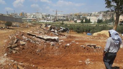 ישראל/פלסטין: עלייה במספר ההפרות בגדה המערבית