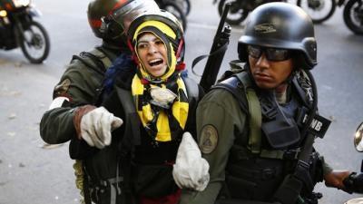 World Report 2015: Venezuela