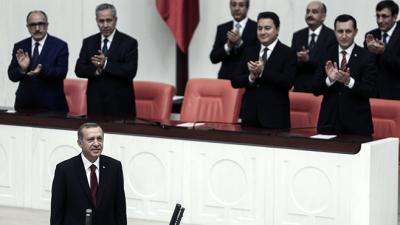 Turkey: Authoritarian Drift Threatens Rights