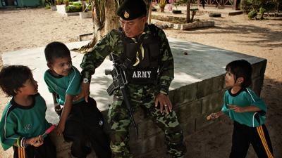 UN: Schulen in Kriegszeiten schützen