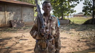 THE UNRAVELLING: The Central African Republic Crisis