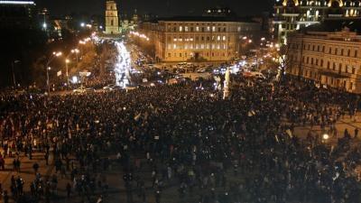Ukraine: Zurückhaltung auf beiden Seiten erforderlich