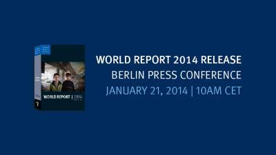 Berlin Press Conference