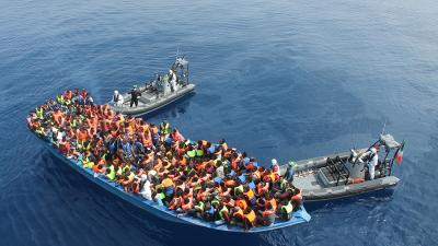 Why do People Risk Their Lives to Cross the Mediterranean?