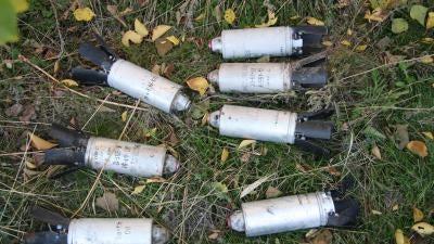 Cinco países han utilizado las municiones en racimo en 2015