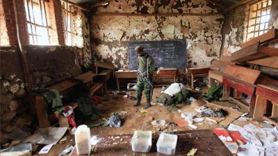 DR Congo: Students, Schools at Risk in Conflict Zones