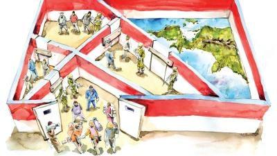 Papouasie : un journaliste privé de visa pour travailler. Une hypocrisie gouvernementale