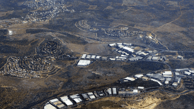 Ending Business Activity in Settlements Isn't 'Collective Punishment'