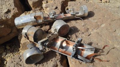 Yemen: Cluster Munitions Wounding Civilians