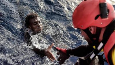 Crise migratoire en UE