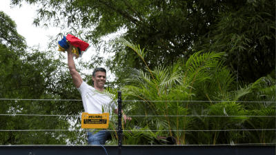 SP House Arrest for Opposition Leader Leopoldo López