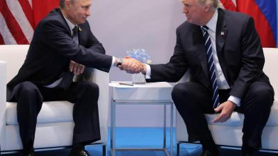 Putin, Trump and Rights Decline: Daily Brief