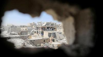 What Next for Civilians in Raqqa?: Daily Brief