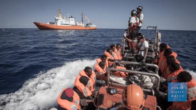 L'actu des droits humains sous l'œil de Human Rights Watch - 15 décembre