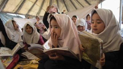 The War for Girls' Education in Afghanistan