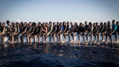 Salvare vite in mare