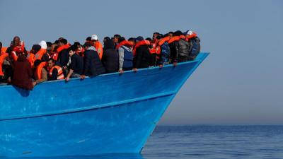 Libya Forces Migrants Off Rescue Ship: Daily Brief